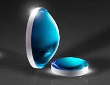 Molded Aspheric Condenser Lenses