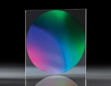 Polarization Directed Flat Lens
