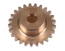10.8mm Motorizable Iris Spur Gear, #34-517