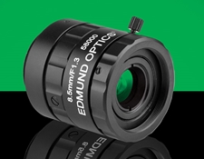 8,5 mm Objektiv mit Festbrennweite der C-Serie