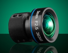 3mm FL Rugged Blue Series M12 Lens
