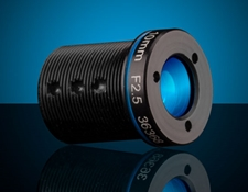 10mm FL Rugged Blue Series M12 Lens