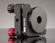 12.5/12.7mm Diameter Rotation Kinematic Mount, 3-Screws, #36-638