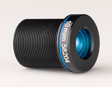10mm FL Blue Series M12 μ-Video™ Imaging Lens