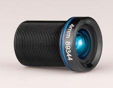 4mm FL Blue Series M12 μ-Video™ Imaging Lens