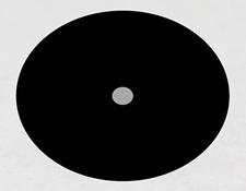 Acktar Blackened Pinholes(unmounted)