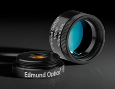 Mounted MgF2 Coated Plano-Convex (PCX) Lenses