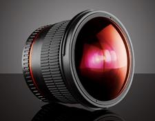 Wide Angle Large Format F-Mount Lenses