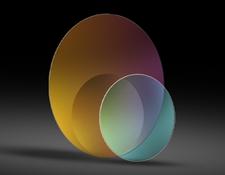 TECHSPEC® Thin Fused Silica Plano-Convex (PCX) Laser Lenses