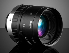 6mm Fixed Focal Length, #14-395