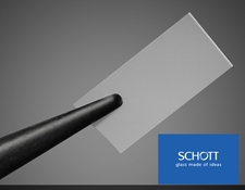 SCHOTT AS87ECO Ultra-Thin Windows feature high transmission and low profile optical design. ✓ Shop now with Edmund Optics!