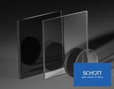 SCHOTT NG Gray Glass Neutral Density (ND) Filters