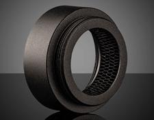 10mm Length, Acktar Hexa-Black™ C-Mount Noise Reduction Extension Tube
