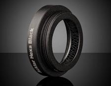 5mm Length, Acktar Hexa-Black™ C-Mount Noise Reduction Extension Tube