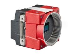 Allied Vision Alvium Camera, Full Housing, CS-Mount, Right Angle IO Port (Front)