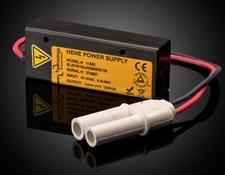Power Supply for 0.5mW - 0.8mW HeNe Laser, 12 VDC