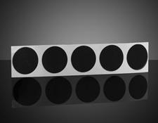 25 - 30° C Temp Range, Liquid Crystal Dot Sticker (30/Pack)