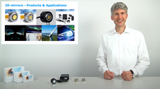 Fast Steering Mirrors and Their Applications