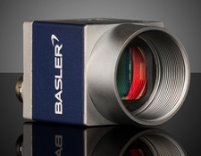 Ace 2.3 MP, Basler PowerPack Microscopy Camera (Front)