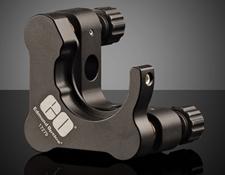 #17-279, 25.0/25.4mm Optic Dia., E-Series Clear Edge Kinematic Mount